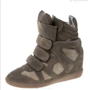Isabel Marant Bekett Sneakers almost new!